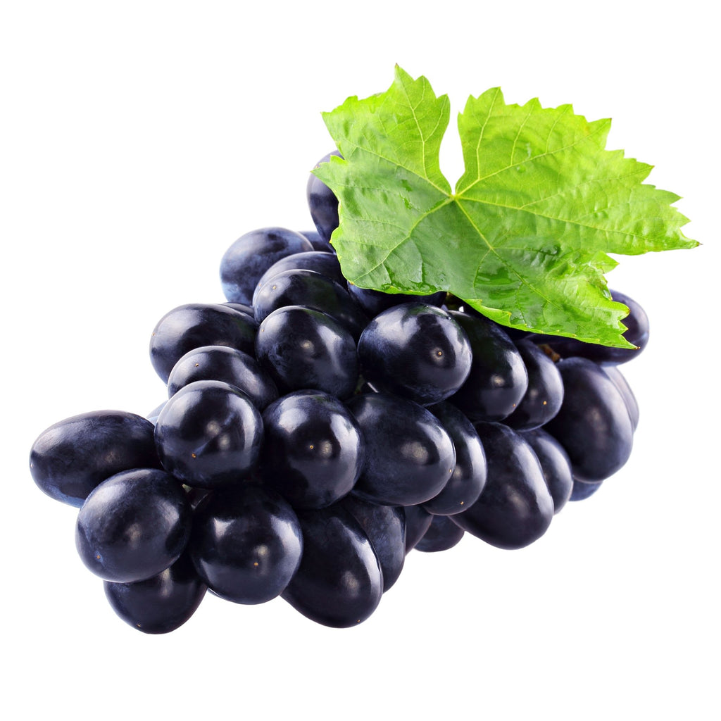Giant Adora Black Seedless Grapes (500g)