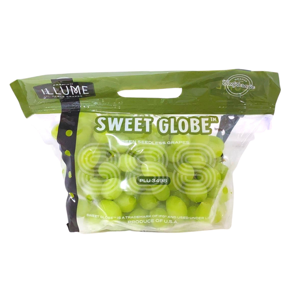 USA Sweet Globe® Green Seedless Grapes