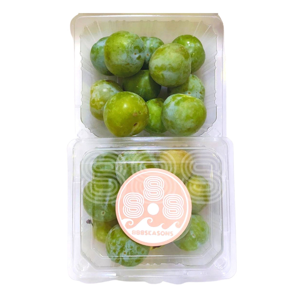 Greengage Plums (300g/ Punnet)