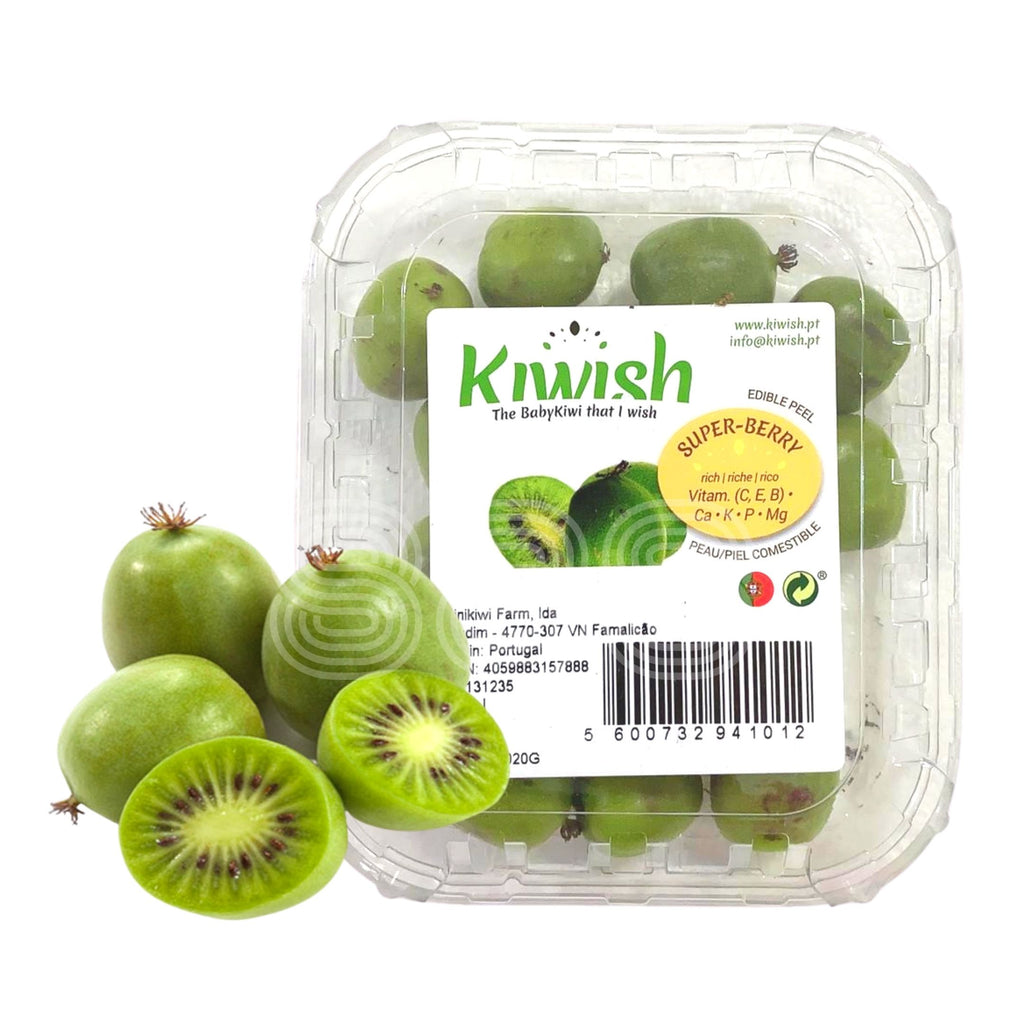 Portugal Berry Baby Kiwi (3 Punnets/ 125g)