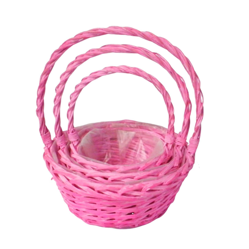 Fruit Basket (Pink/ Orange)