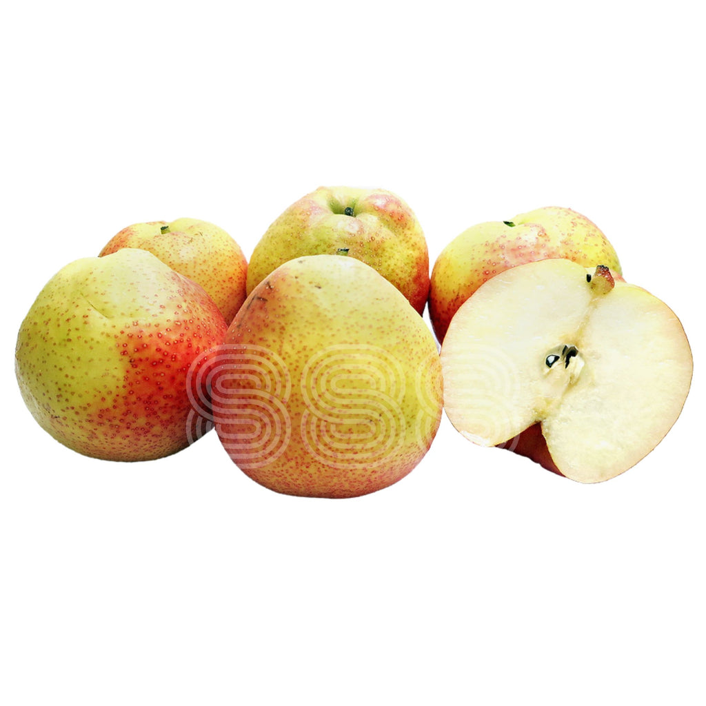 Papple (Pear + Apple Hybrid) 5pc