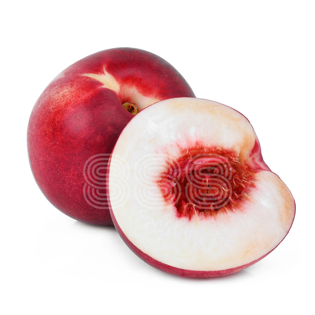 Spain White Nectarine (4pc)