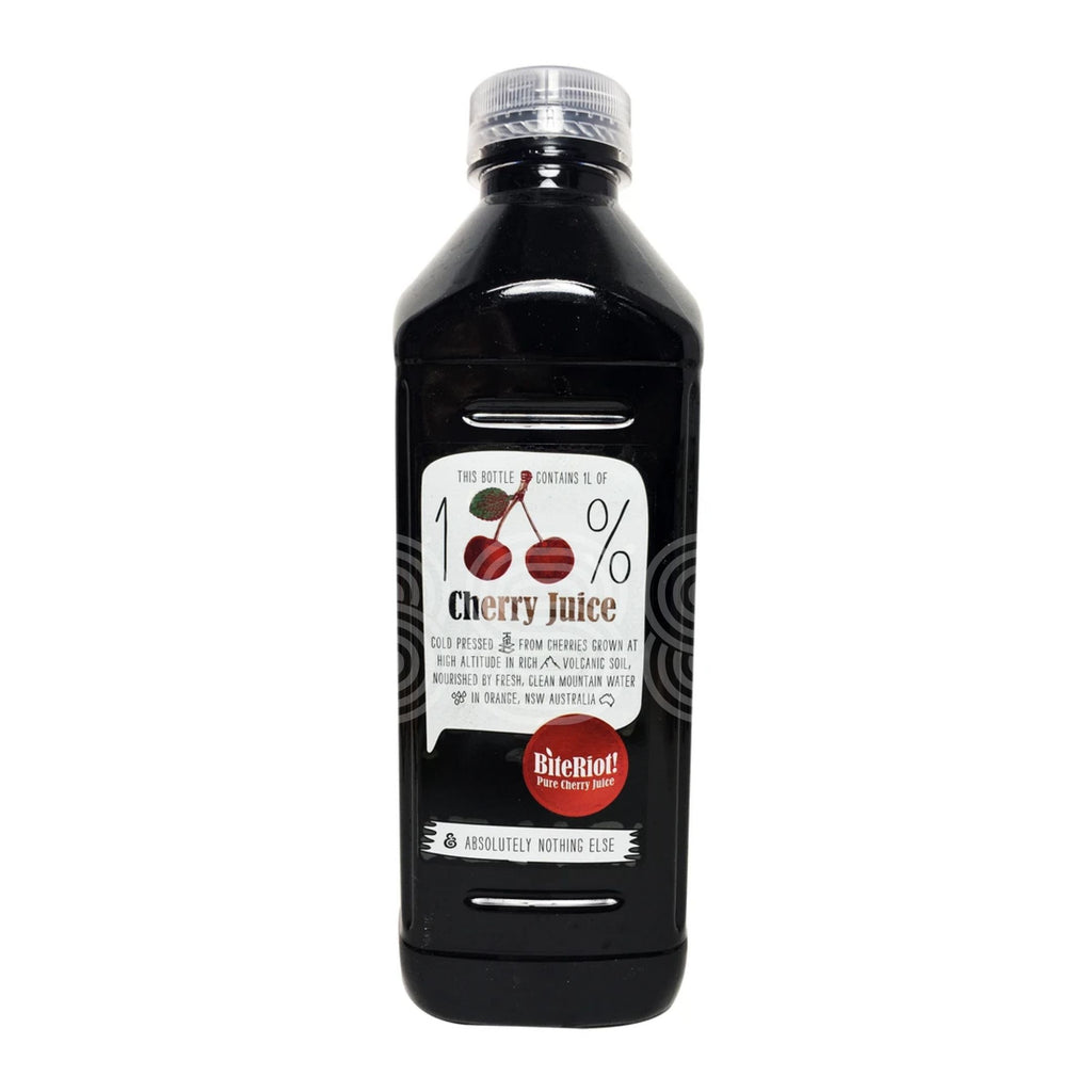 Cold-Pressed 100% Cherry Juice (250ml)