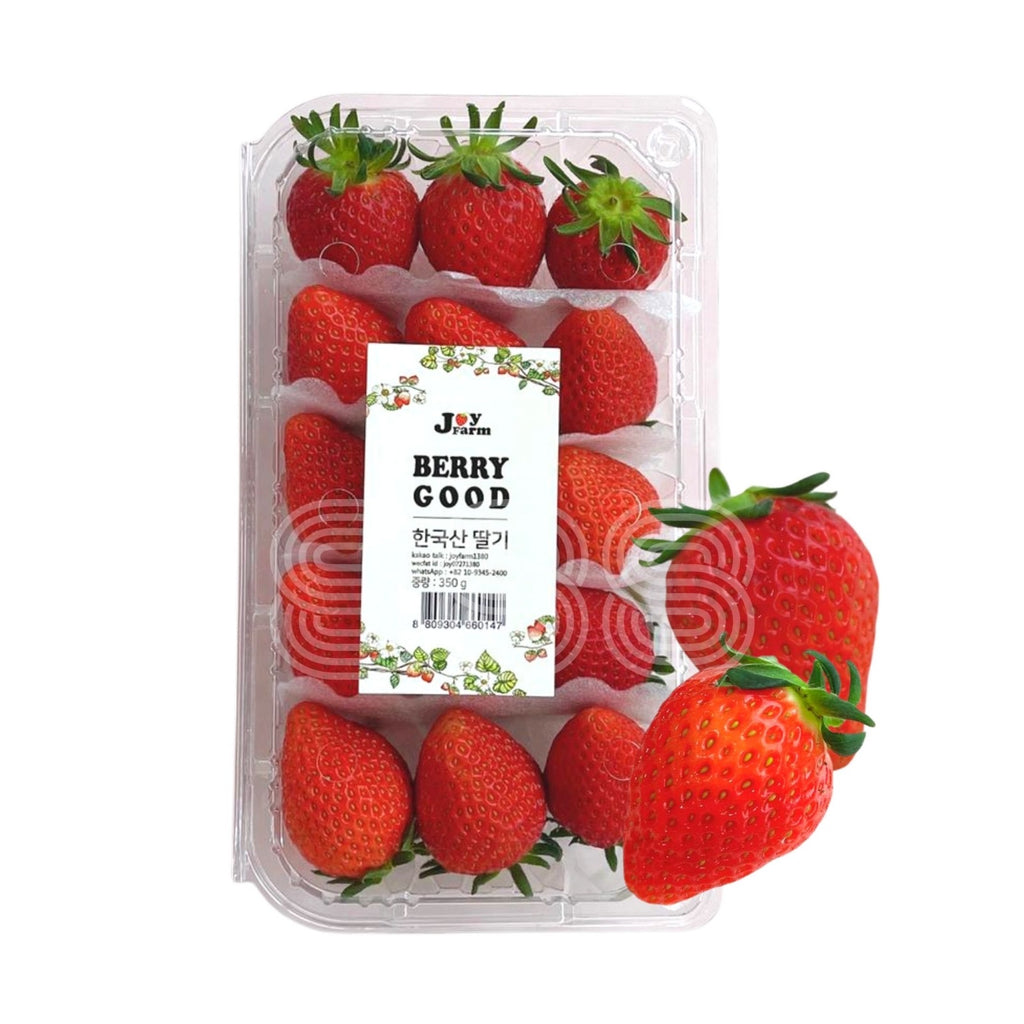Korea JoyFarm Berry Good Strawberry (350g)