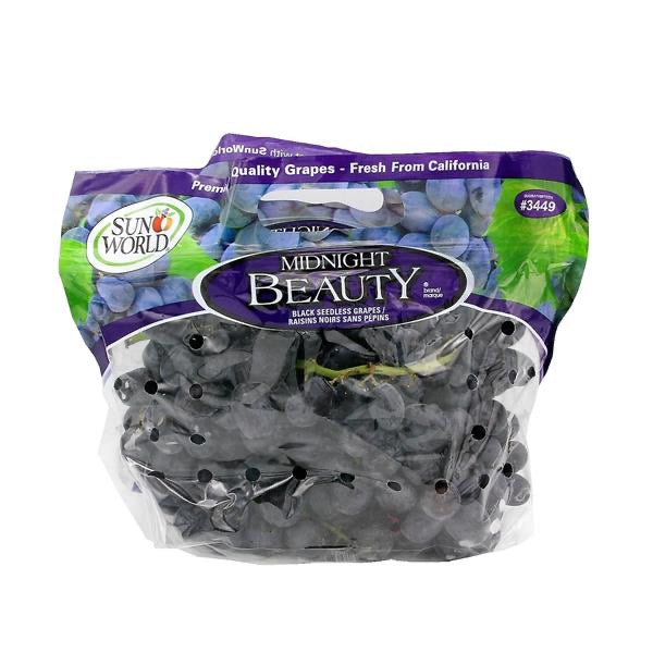 Midnight Beauty Seedless Grapes