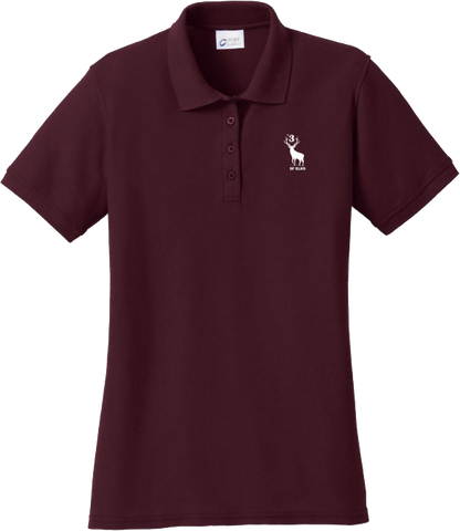 Women's Polo with Elks Lodge Logo