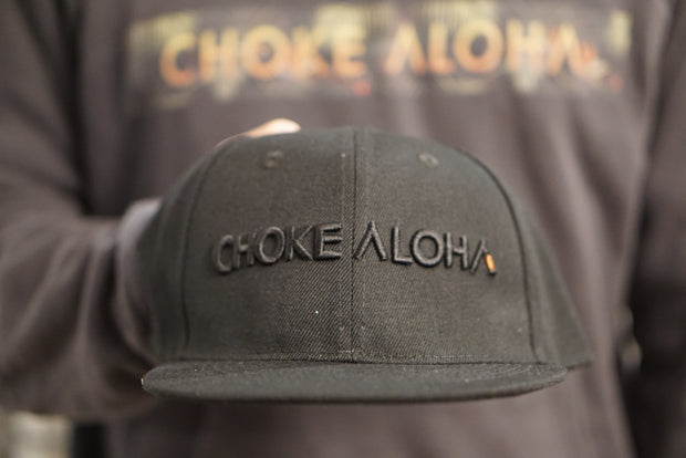 Choke Aloha Belt Ranked Snapback
