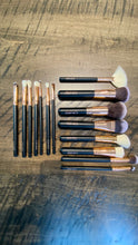 Load image into Gallery viewer, John Linkert Flawless Finish Complete Makeup Brush Set