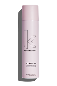 KM Travel Body Builder Mousse