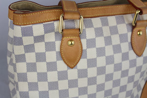 Louis Vuitton Borsa Hampstead 30 Damier azur