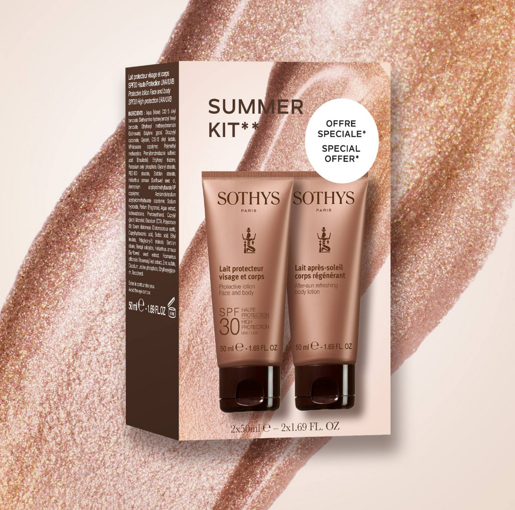 Sothys - Summer kit 50ml
