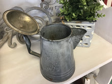 Load image into Gallery viewer, Vintage Enamelware Kettle