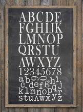 Typesetting | Decor Stamp | IOD