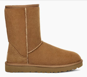 The Ugg Classic Short Boot in Chestnut
