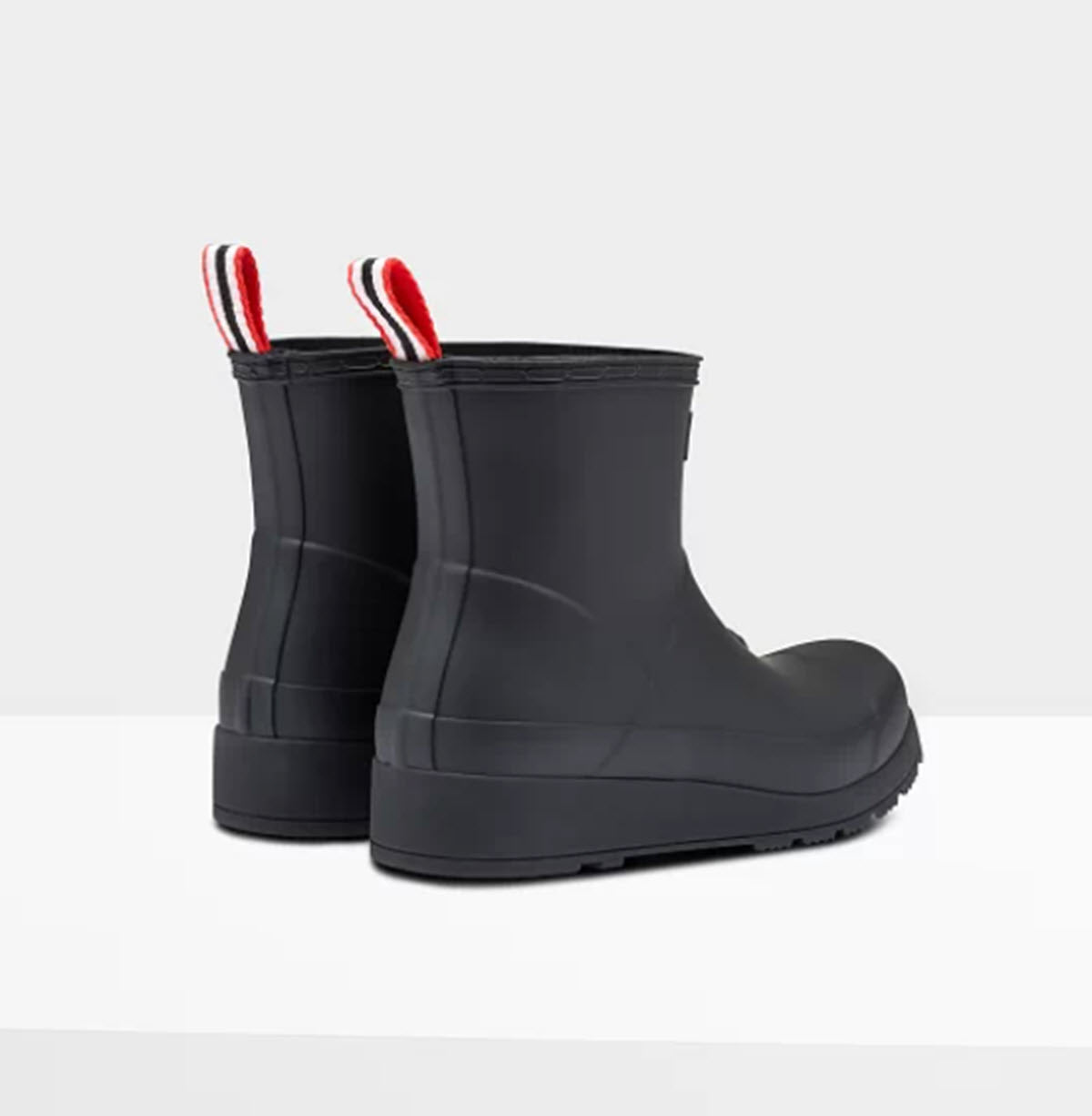 The Original Play Short Boot by Hunter in Black