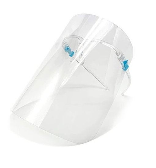 The Face Shield in Clear