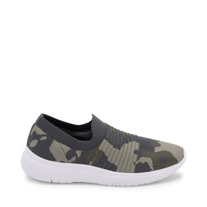 The Sustainable Knit Sneaker in Camo