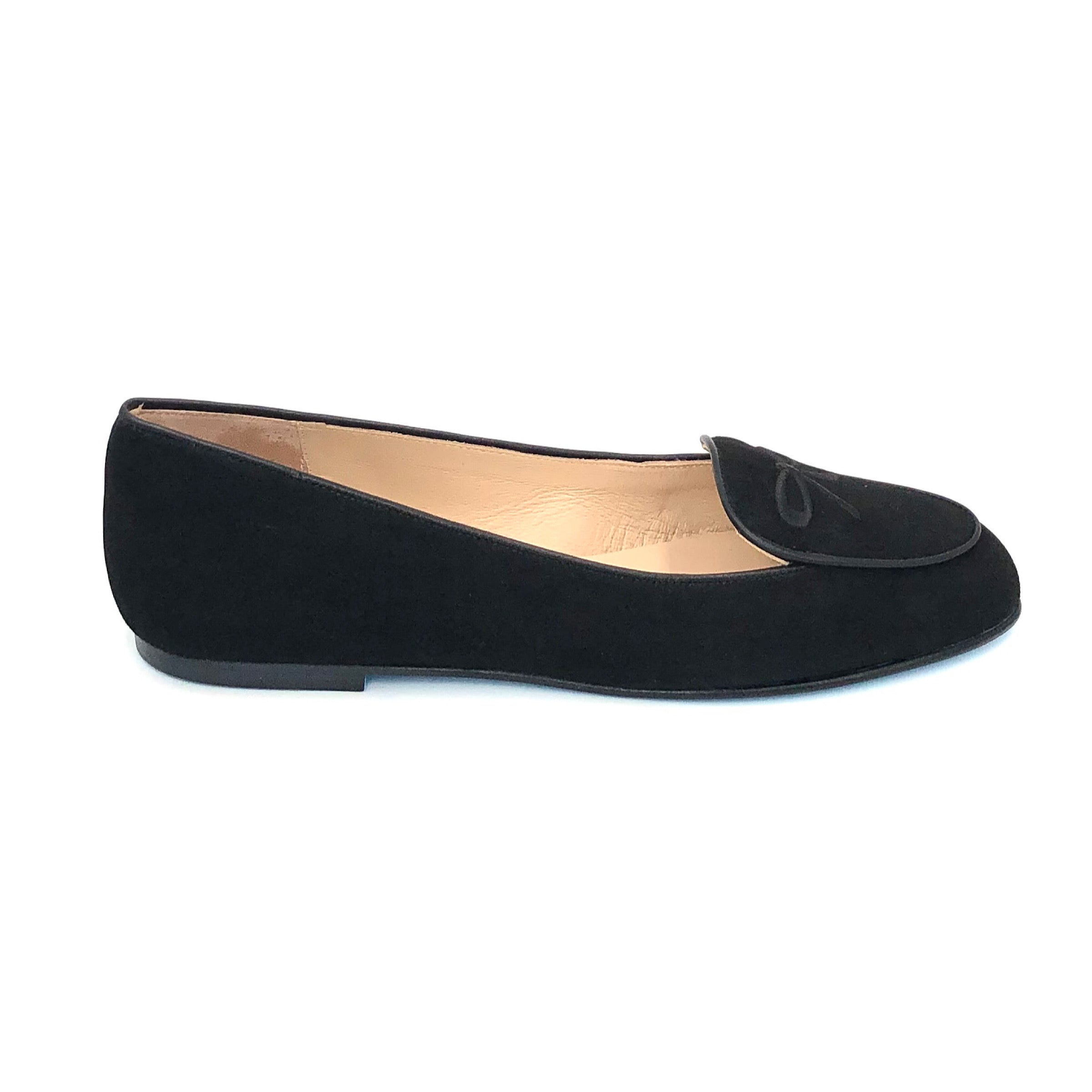 The Belgium Loafer in Black
