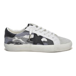 Load image into Gallery viewer, The Camo Lace Sneaker in Grey
