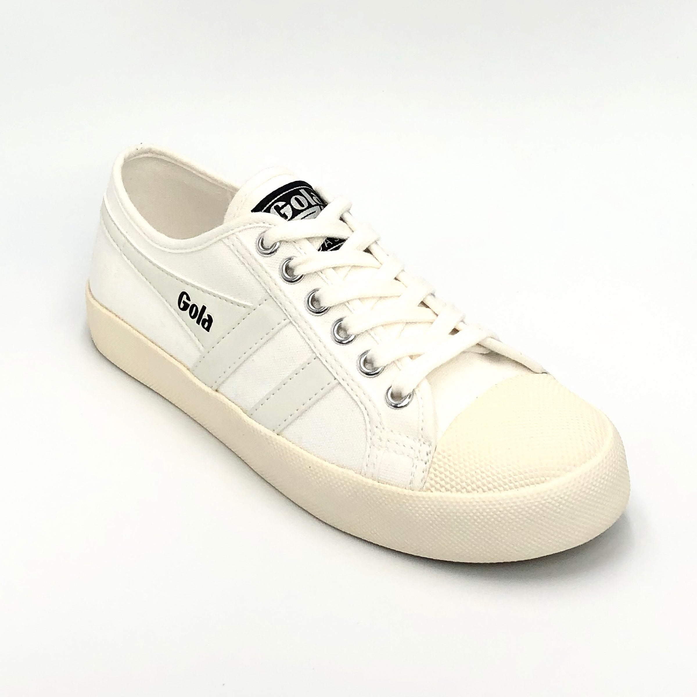 The Vegan Sneaker in Off White