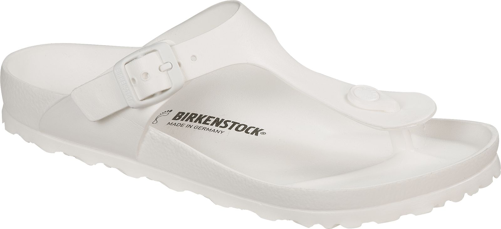 Gizeh EVA - The Birkenstock Signature Thong in White