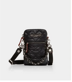 Load image into Gallery viewer, The Micro Crosby - Crossbody in Black