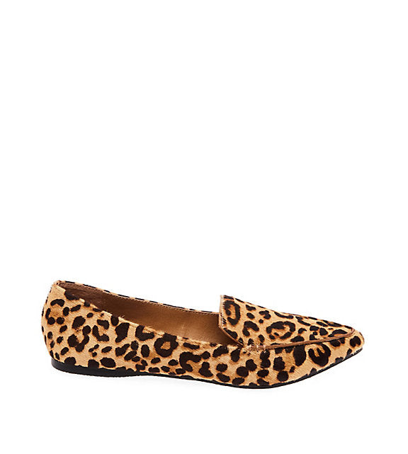 The Pointed Flat in Leopard