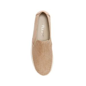 The Woven Iconic Slip-On Sneaker in Corda