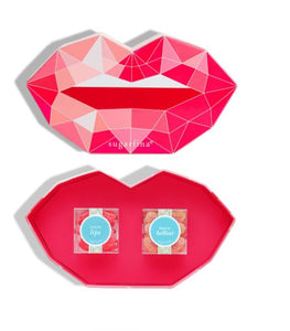 The Pucker Up 2-Piece Candy Bento Box