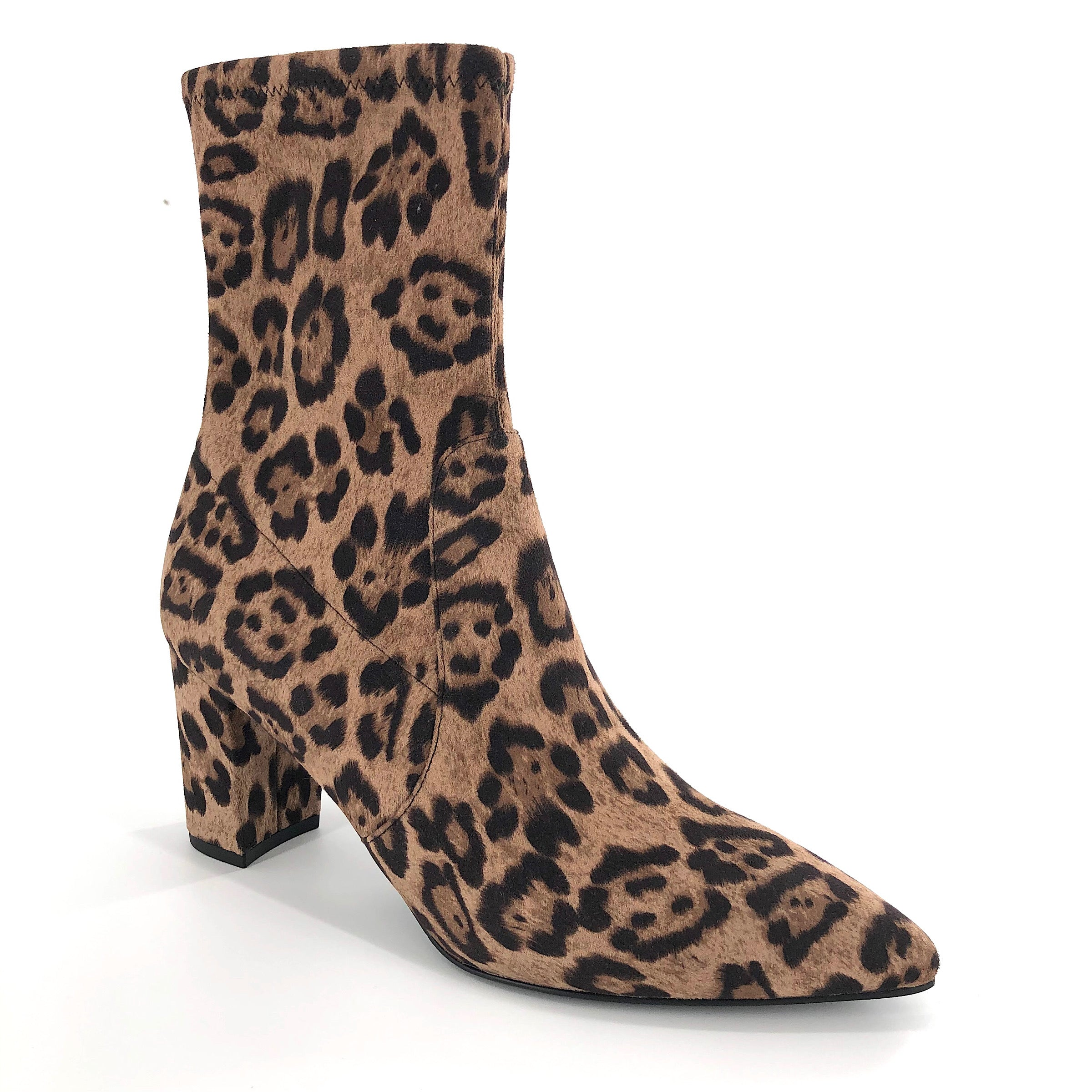 The Dress Bootie in Leopard
