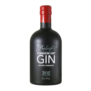 Burleigh's Export Strength London Dry Gin