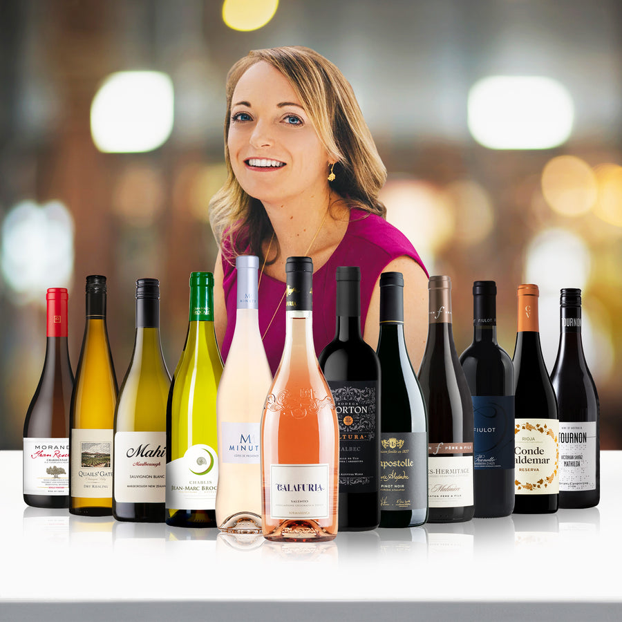 Virtual Wine Course with Emma Dawson MW