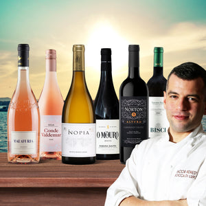 Chef's Choice: Jacob Kenedy's Summer Case