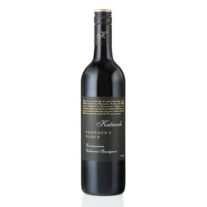 Founder's Block Cabernet Sauvignon, Katnook Estate 2016