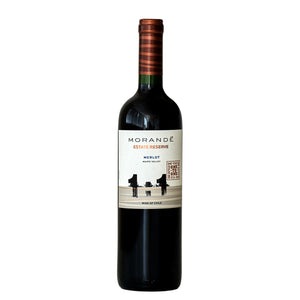 Morandé One To One Merlot Estate Reserve 2018