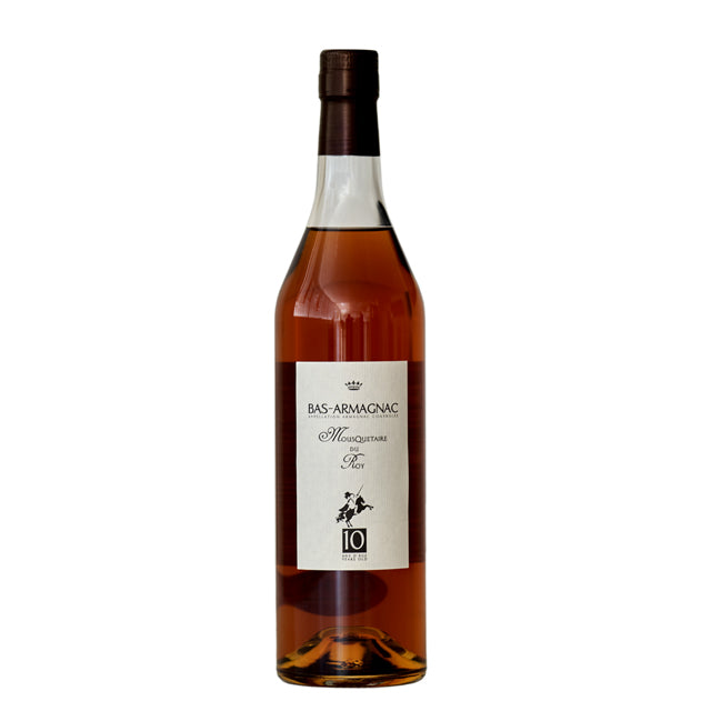 Bas-Armagnac 10 years old, Mousquetaire du Roy