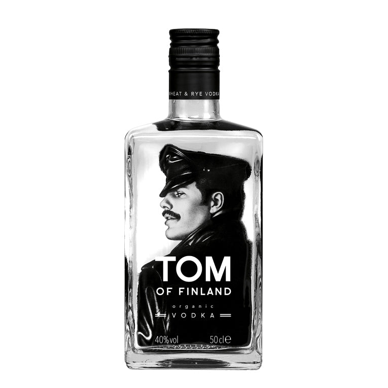 Tom Of Finland Organic Vodka (50cl)