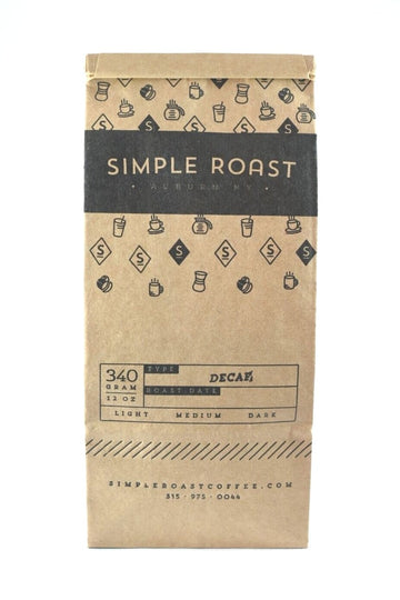 Maya Decaf SWP/Fair Trade/Organic - Medium Roast