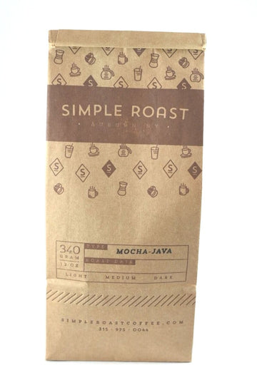 Mocha-Java Fair Trade/Organic - Espresso Blend