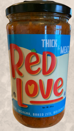 Thick & Meaty Pasta Sauce from Red Love