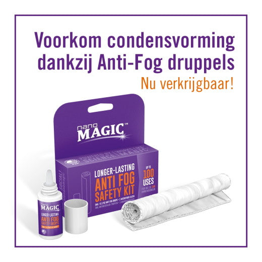 Nano Magic Anti Fog