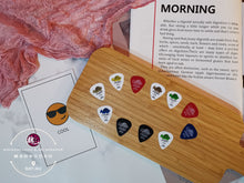 Load image into Gallery viewer, Colorful Guitar Picks 1.0™ 彩色吉他拨片 1.0