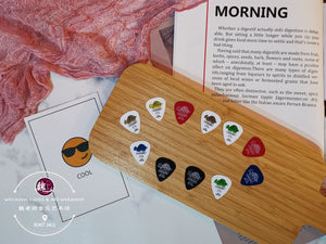 Colorful Guitar Picks 1.0™ 彩色吉他拨片 1.0