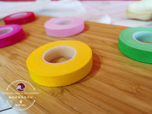 Load image into Gallery viewer, Gu Zheng Colorful Adhesive Tape 1.0™ 古筝彩色胶布 1.0