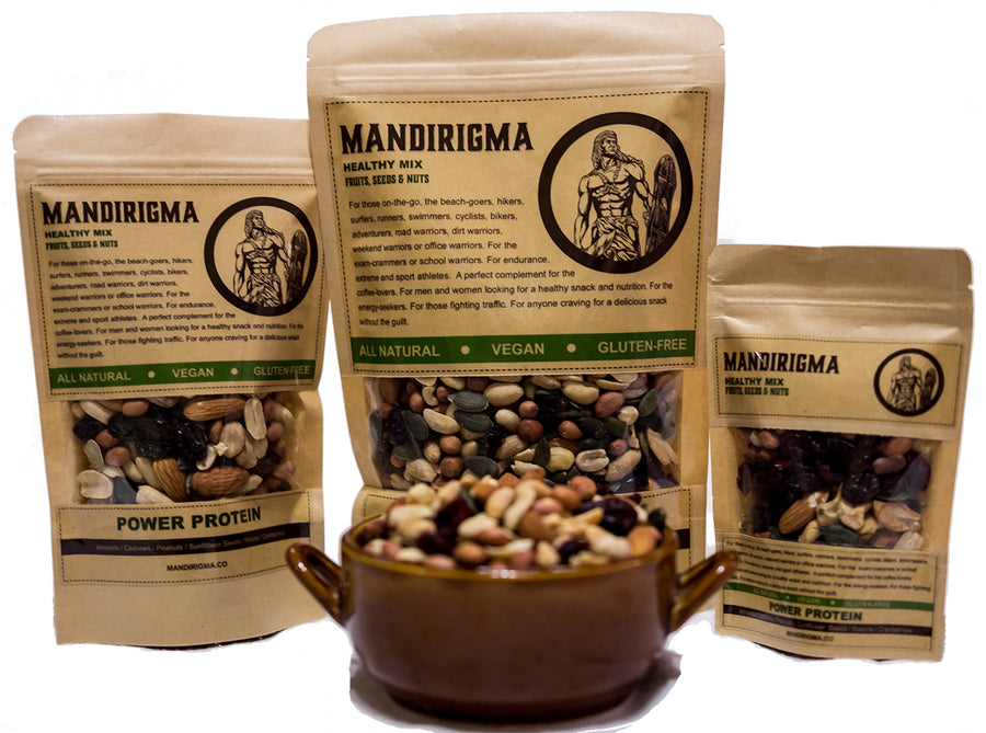 Mandirigma Healthy Mix (Fruits, Seeds & Nuts)
