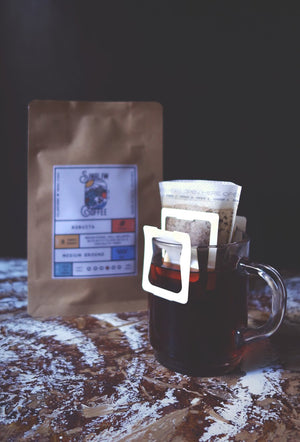 Sinaliw Robusta Easy-Drip Coffee