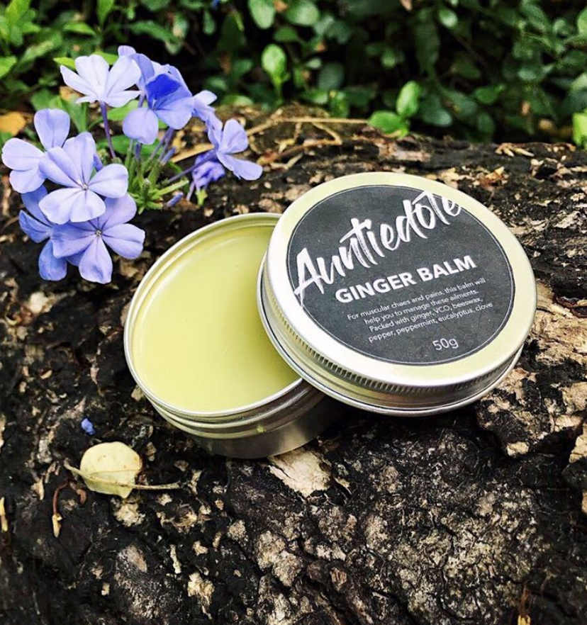 Auntidote Ginger Balm
