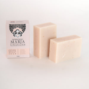 Diwatang Maria Sinukuan Bar Soap