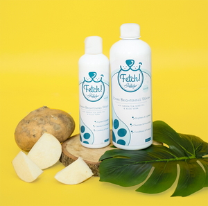 Fetch! Jicama Brightening Wash w/ Green Tea Seed Oil & Aloe Vera